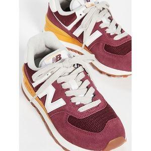 New in box New balance 574 classic sneaker 9.5